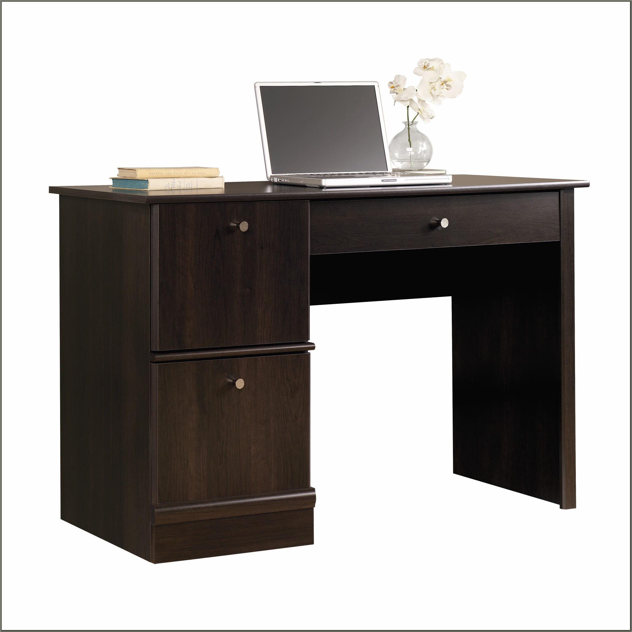 Sauder Cherry Computer Desk