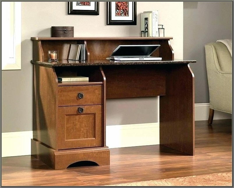 Sauder Edgewater Collection Executive Desk