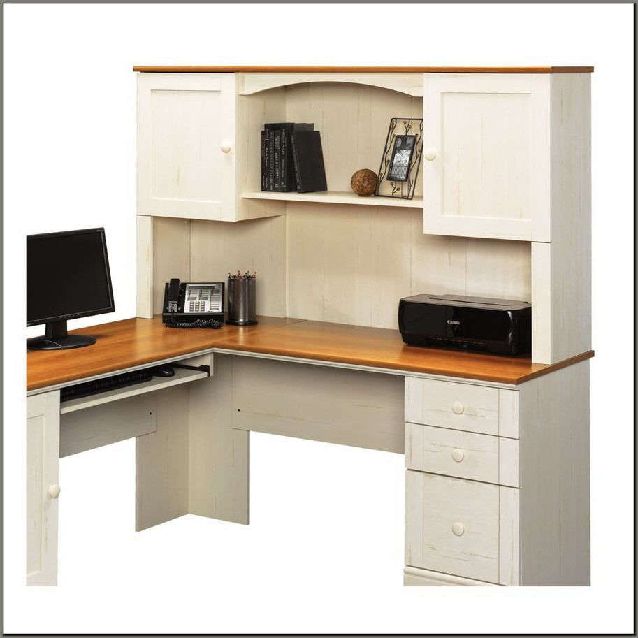 Sauder Harbor View L Shaped Desk