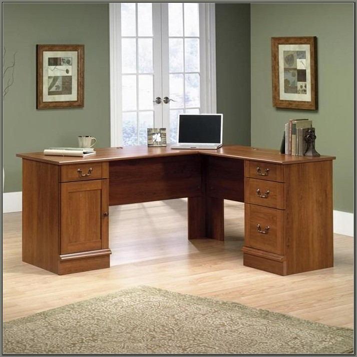 Sauder L Shaped Computer Desk
