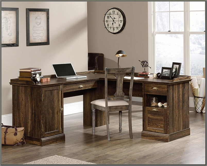 Sauder L Shaped Desk