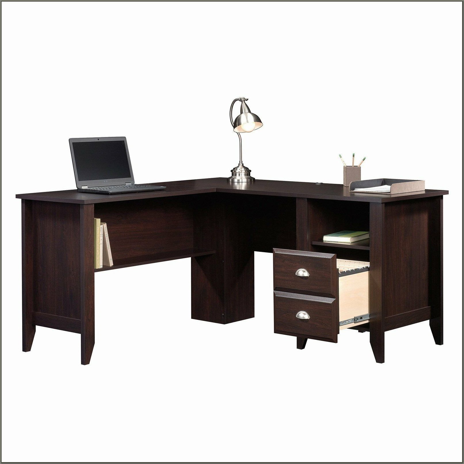 Sauder L Shaped Desks