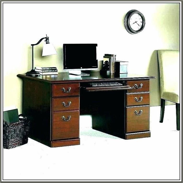 Sauder Office Port Executive Desk Assembly Instructions