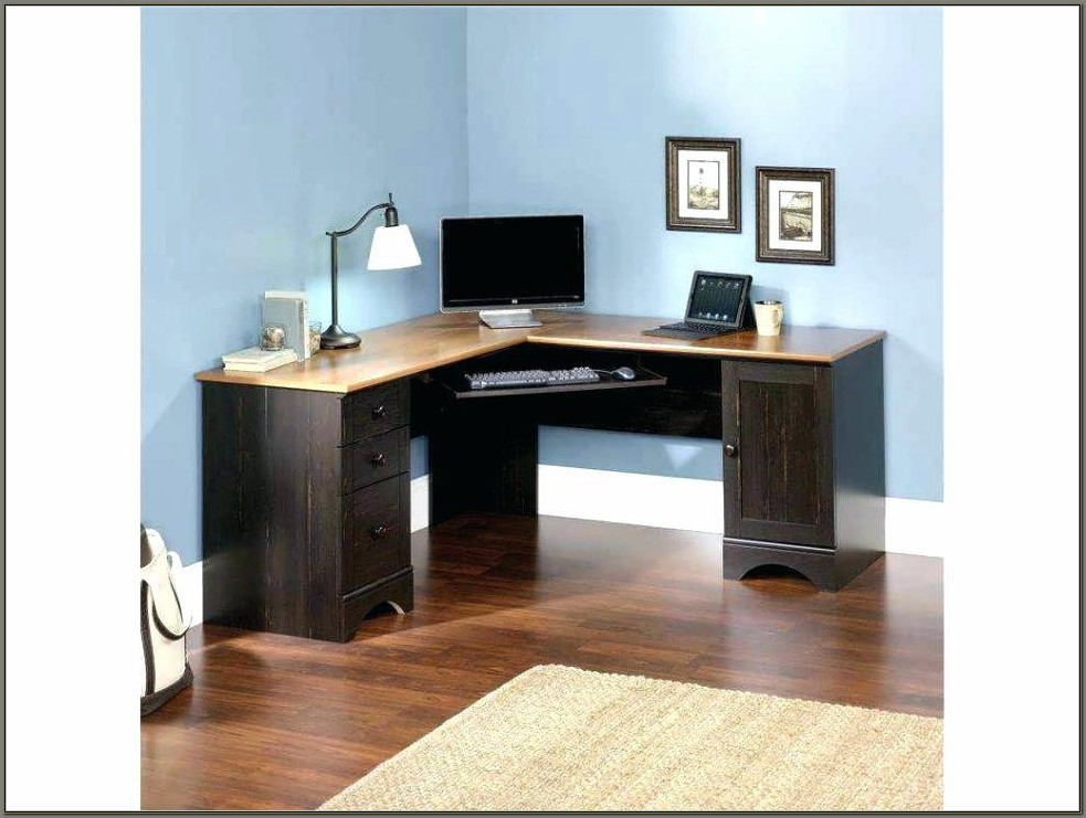 Sauder Palladia L Shaped Desk Instructions