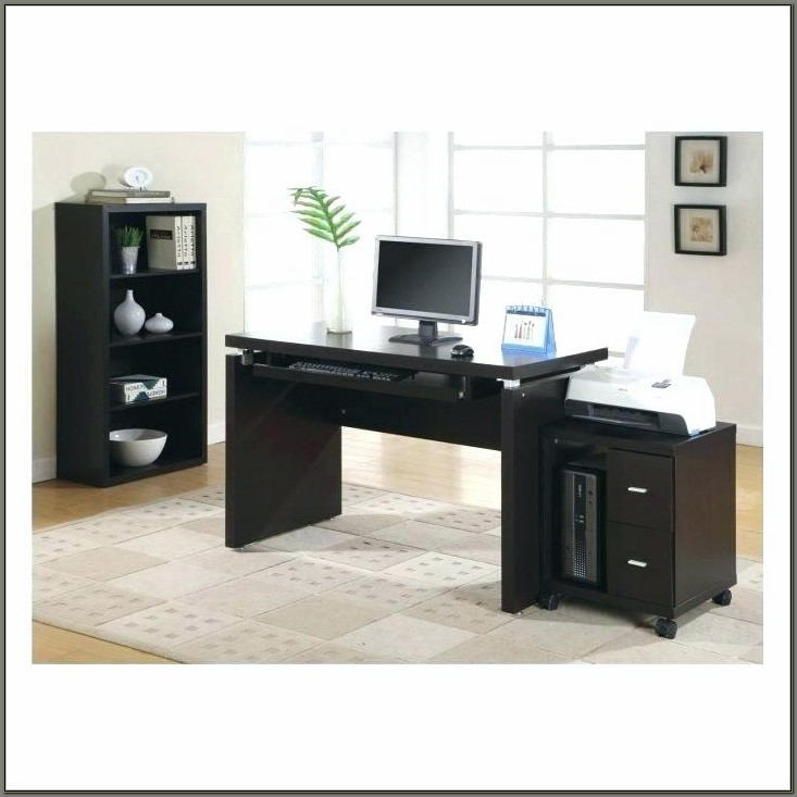 Sauder Shoal Creek Executive Desk Instructions