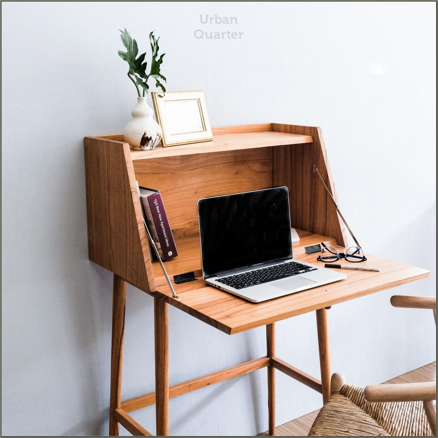 Secretary Desk For Desktop Computer
