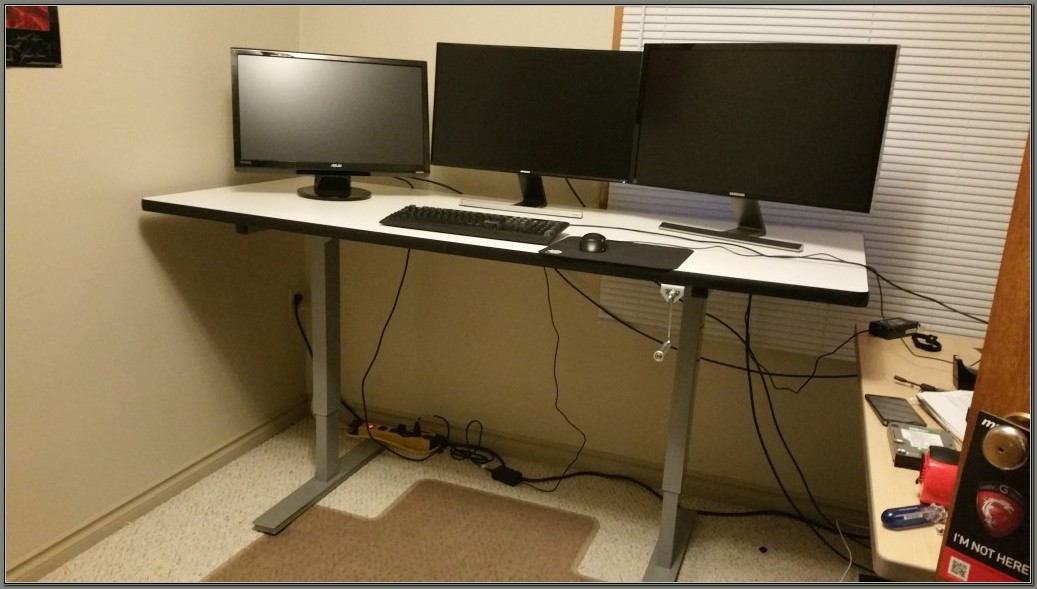 Sit And Stand Desks Canada