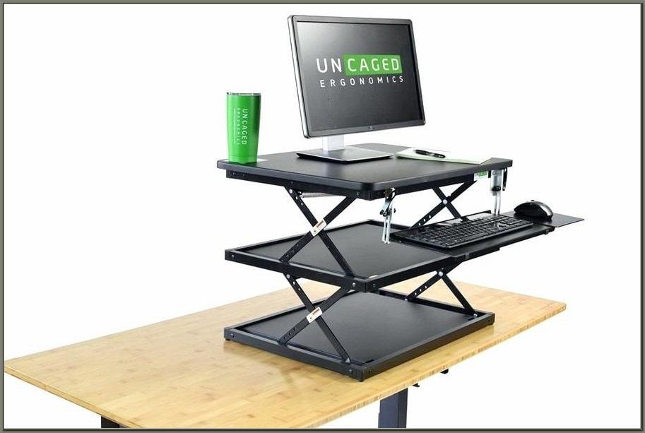 Sit Stand Desk Converter Uk