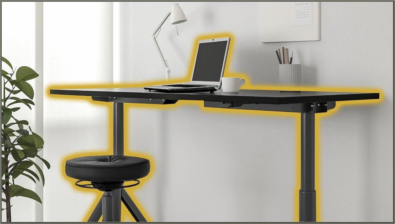 Sit Stand Desk Ikea