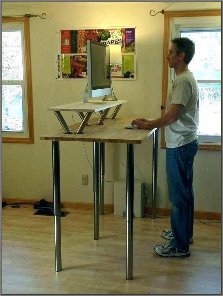 Sit To Stand Desks Ikea
