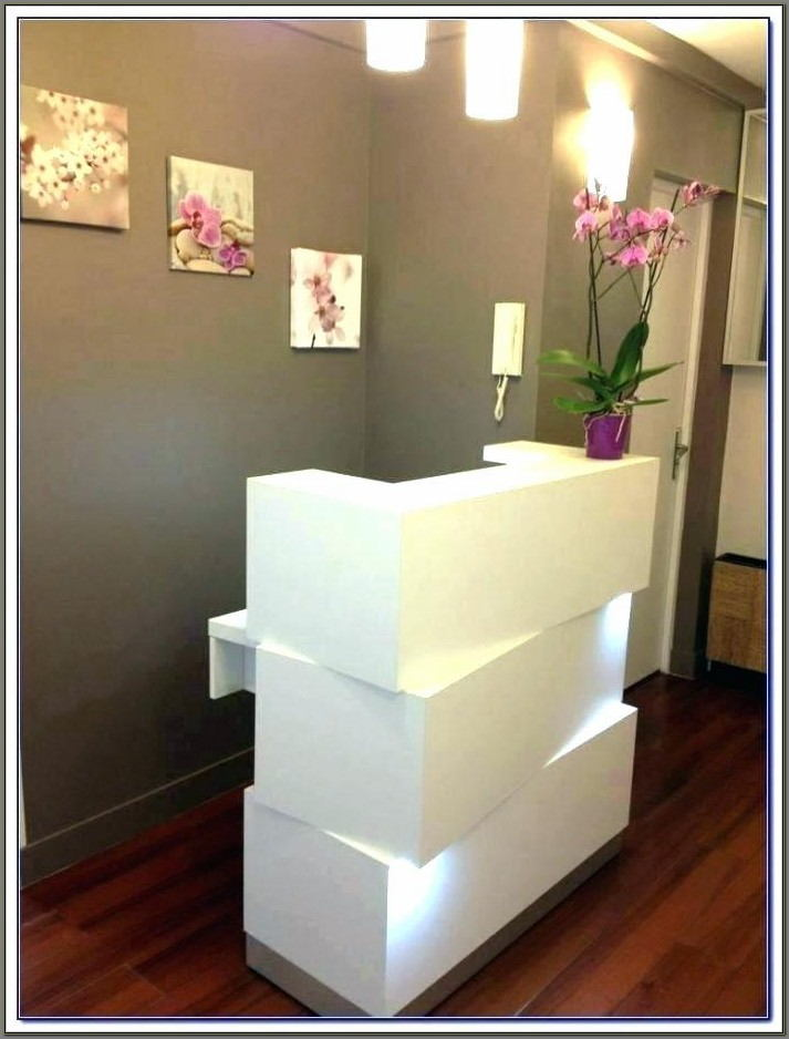 Small Reception Desks For Salons