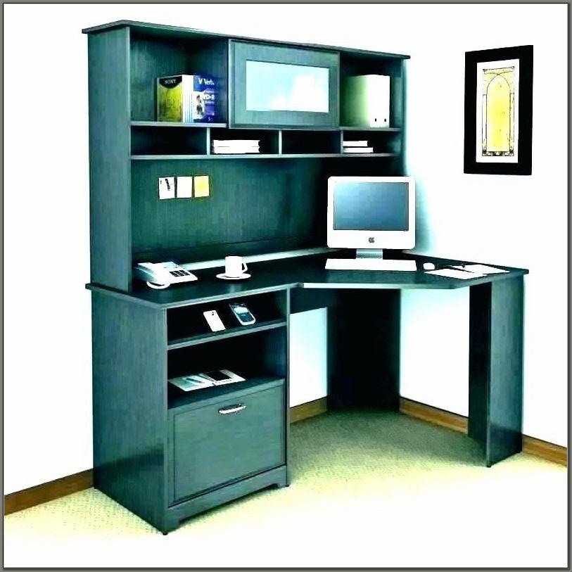 Small Secretary Desk With Hutch