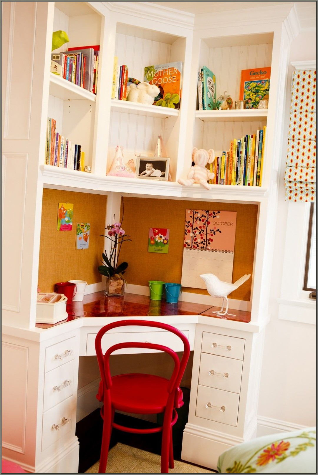 Space Saver Corner Desk