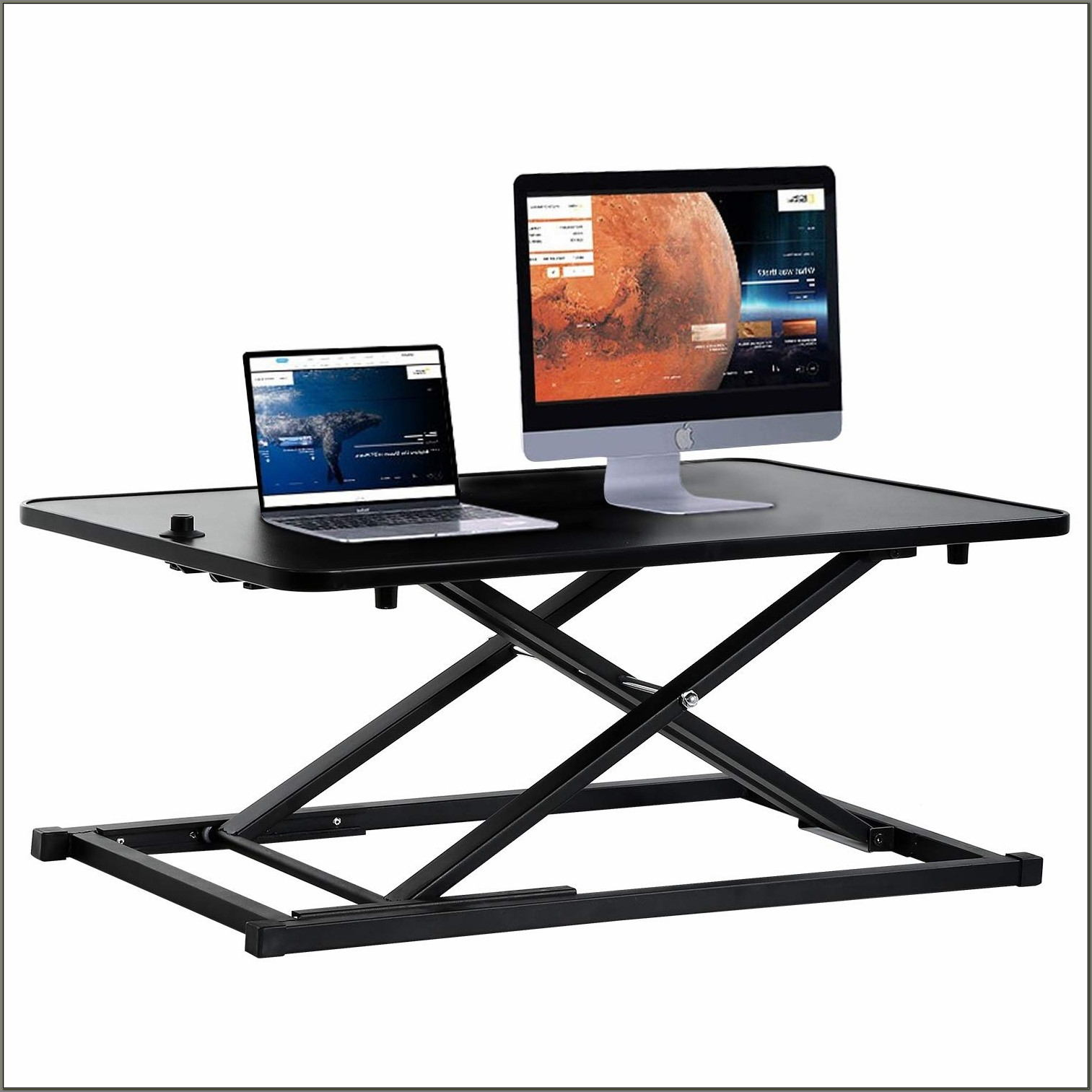 Stand Up Computer Desk Adjustable