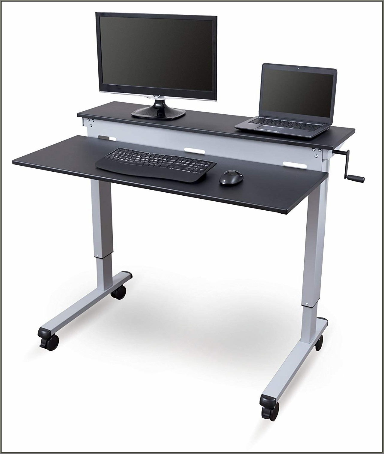 Stand Up Desk Adjustable