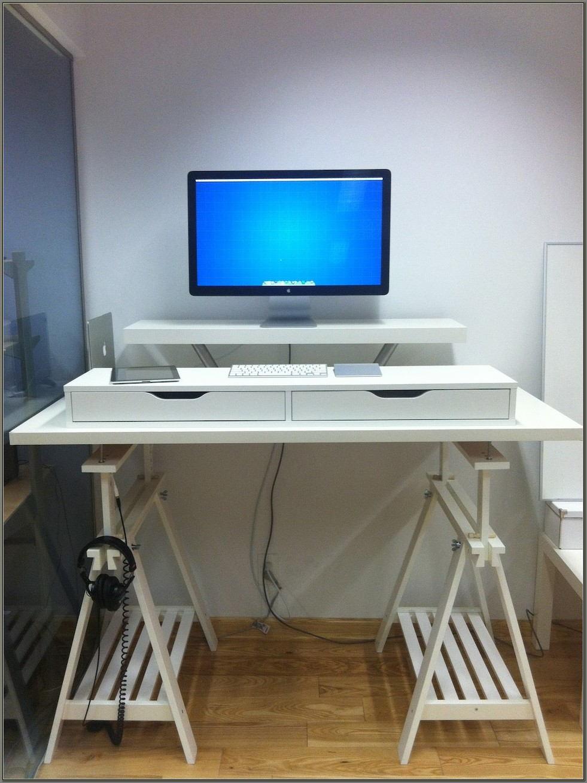 Stand Up Desk Ikea Hack