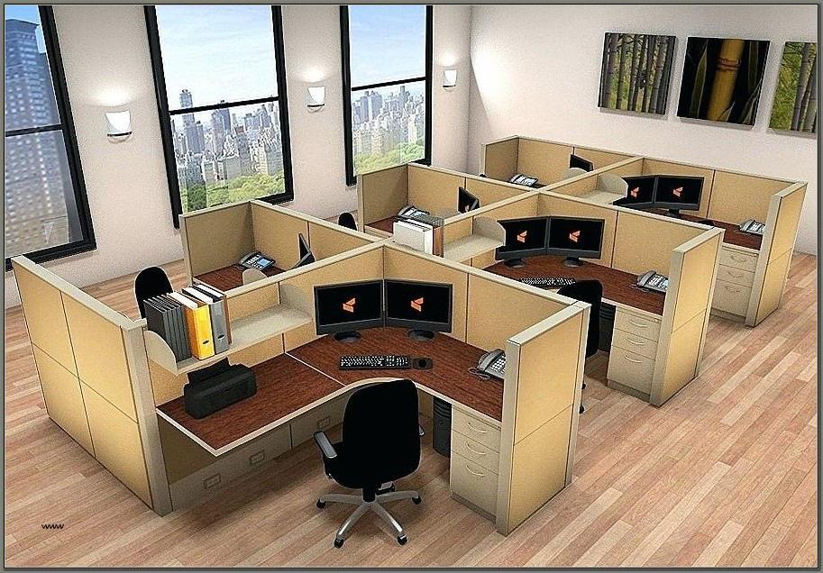 Standing Desk Converter For Cubicle