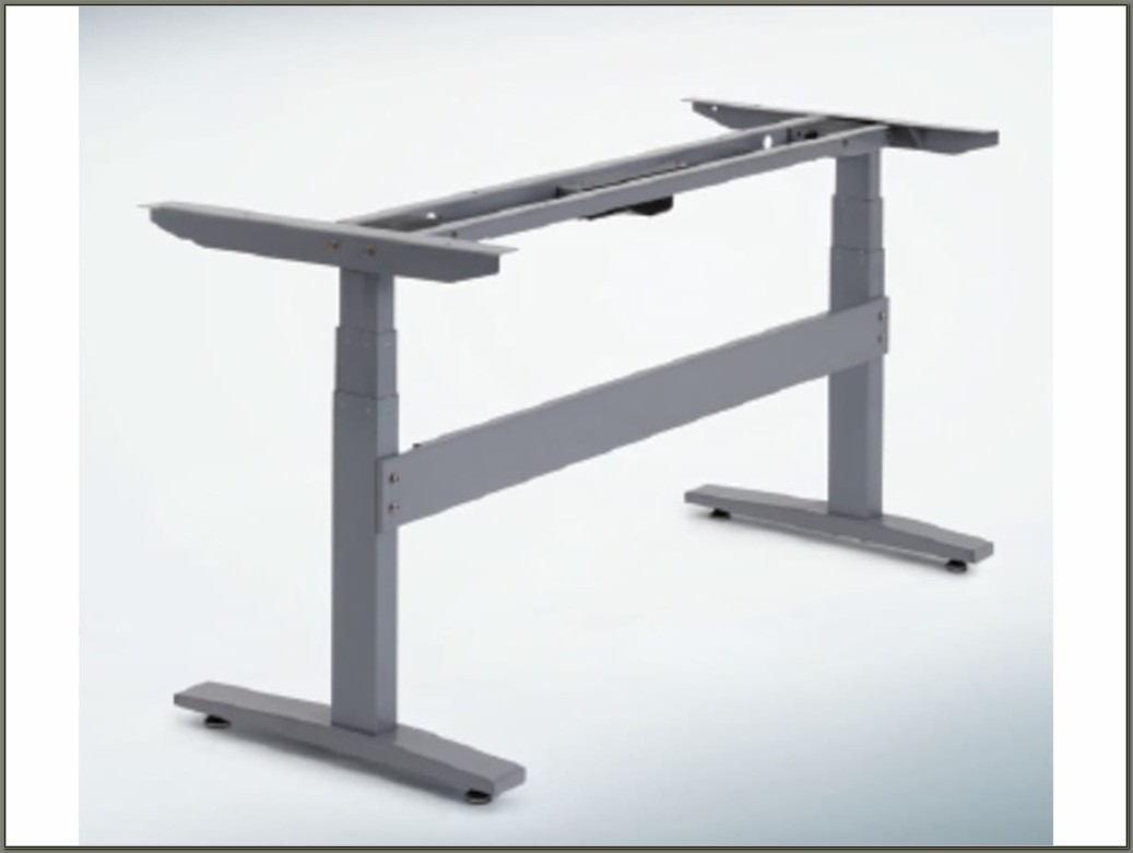 Standing Desk Height Ergonomics