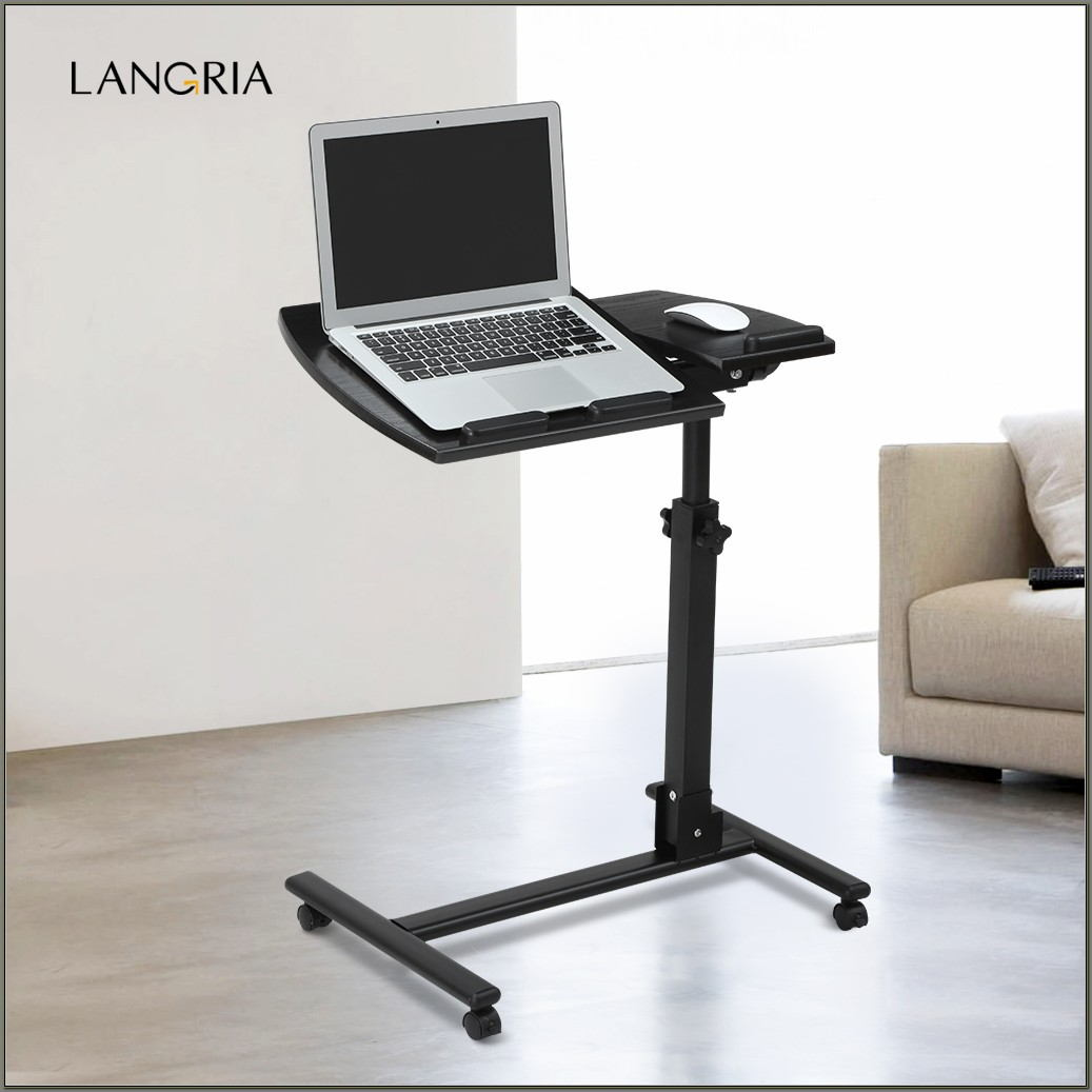 Standing Laptop Desk Adjustable