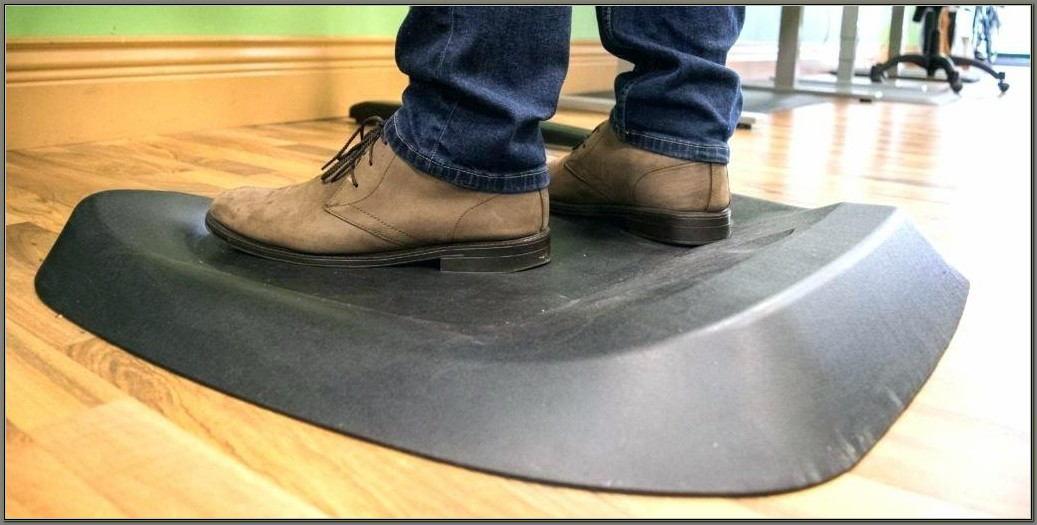Standing Mat For Desk Staples