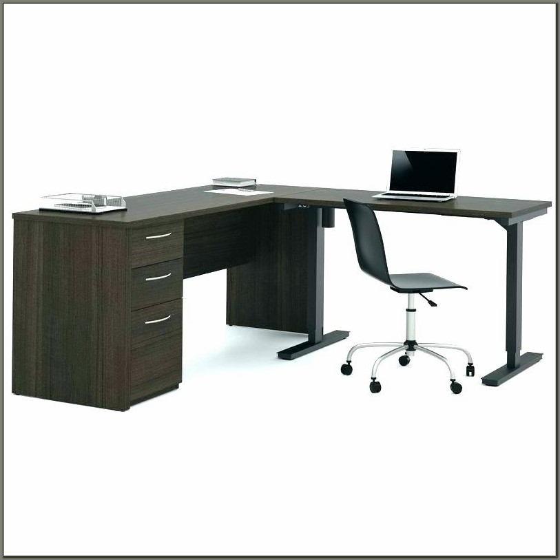 Staples L Shaped Desk