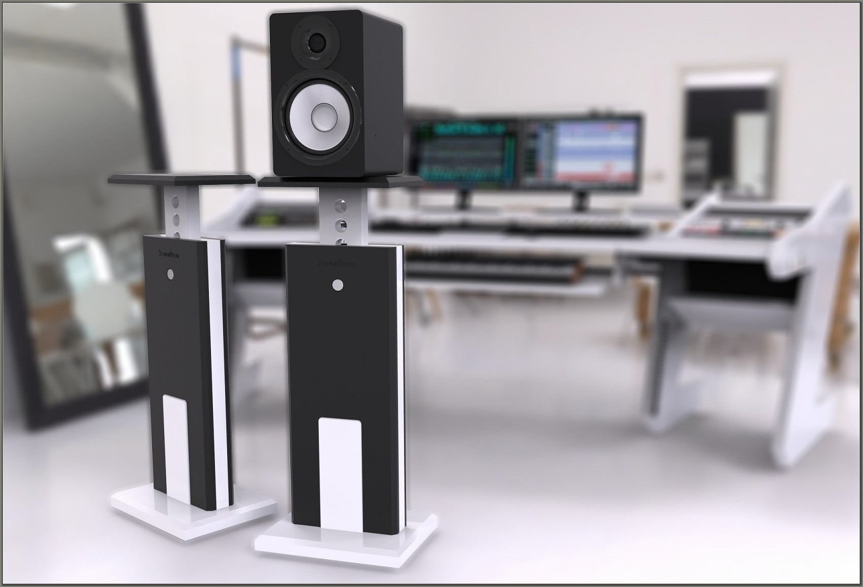 Studio Monitor Stands For Desk