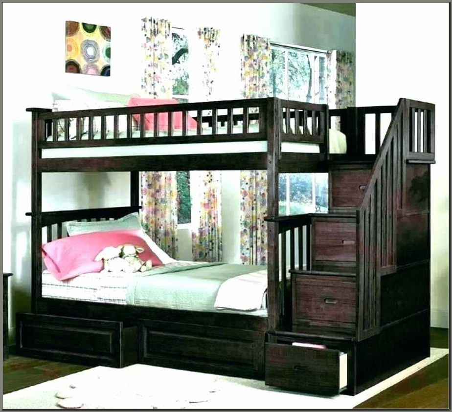 Trundle Bed With Desk And Drawers