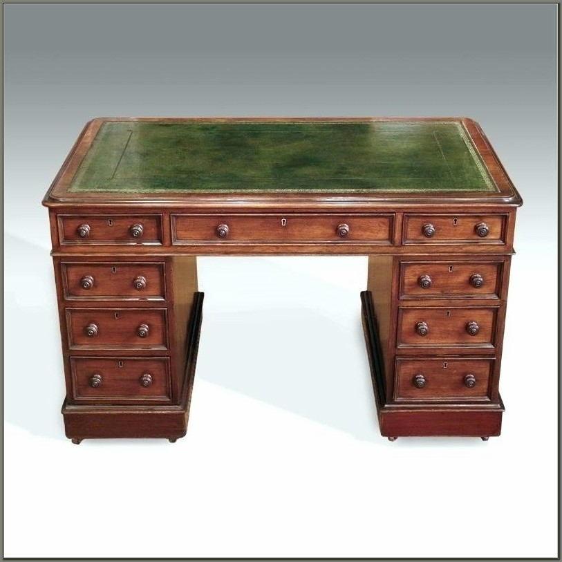 Types Of Antique Desks