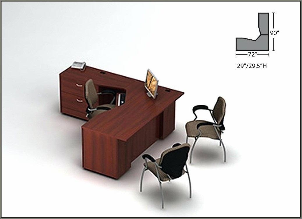 U Shaped Office Desks For Sale