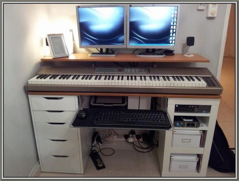 Under Desk Computer Mount Ikea