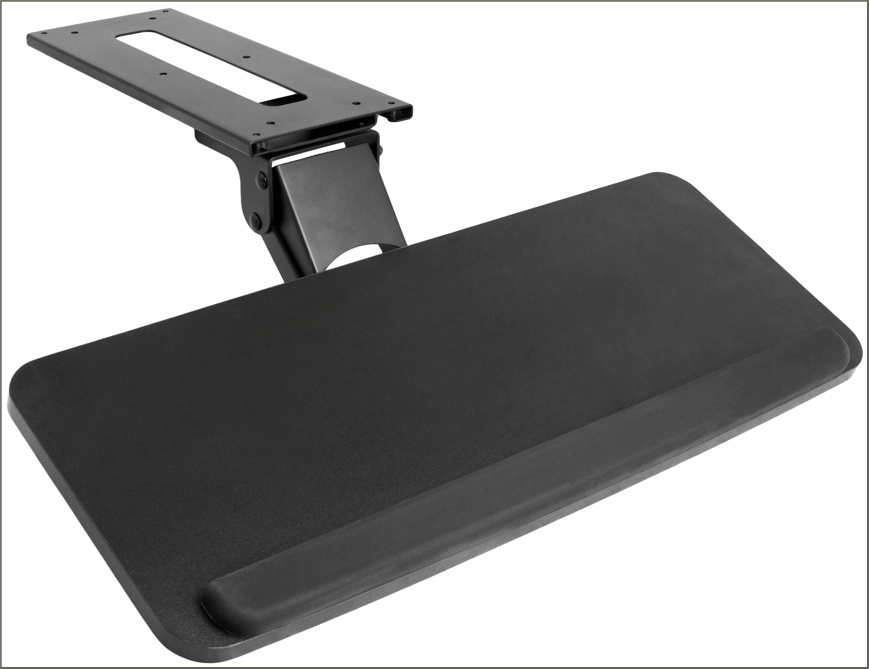 Under Desk Mouse Platform