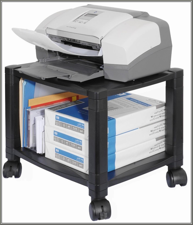 Under Desk Printer Stand Australia