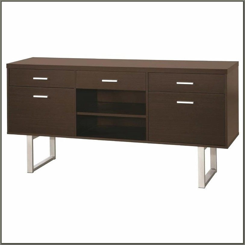 What Is A Credenza Desk