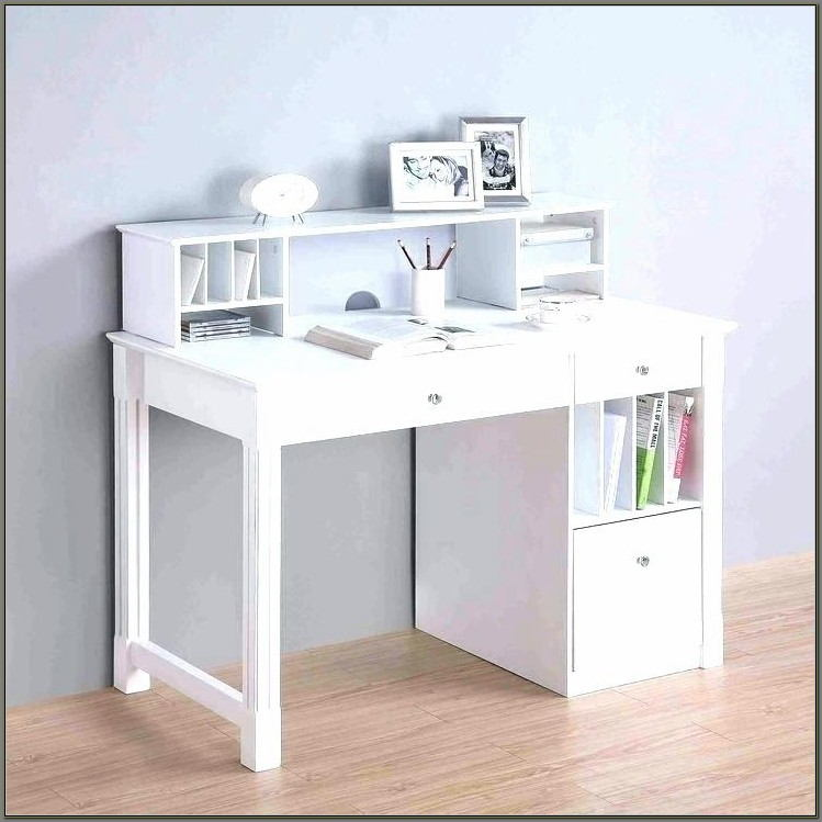 White Corner Desk With Hutch Australia