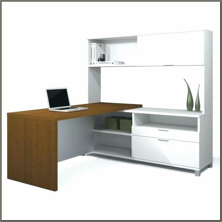 White L Shaped Desk Ikea
