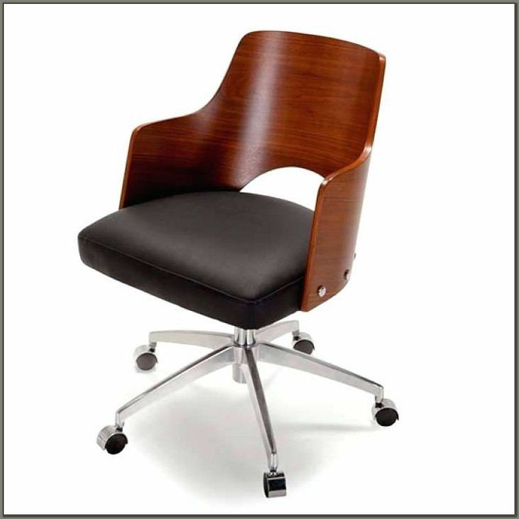 Wooden Swivel Desk Chair Uk