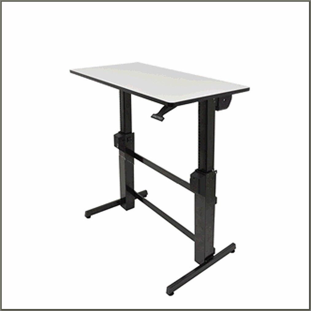 Workfit D Sit Stand Desk