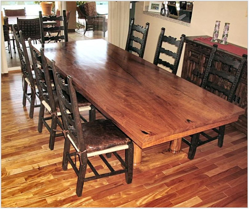 10 Foot Dining Room Table