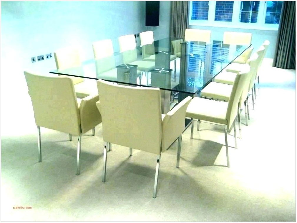 12 Person Dining Room Table Set