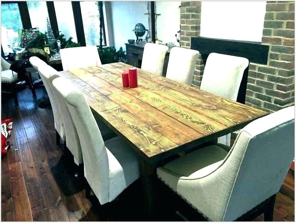 12ft Dining Room Table