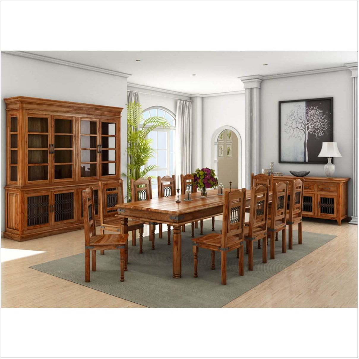 13 Piece Dining Room Set