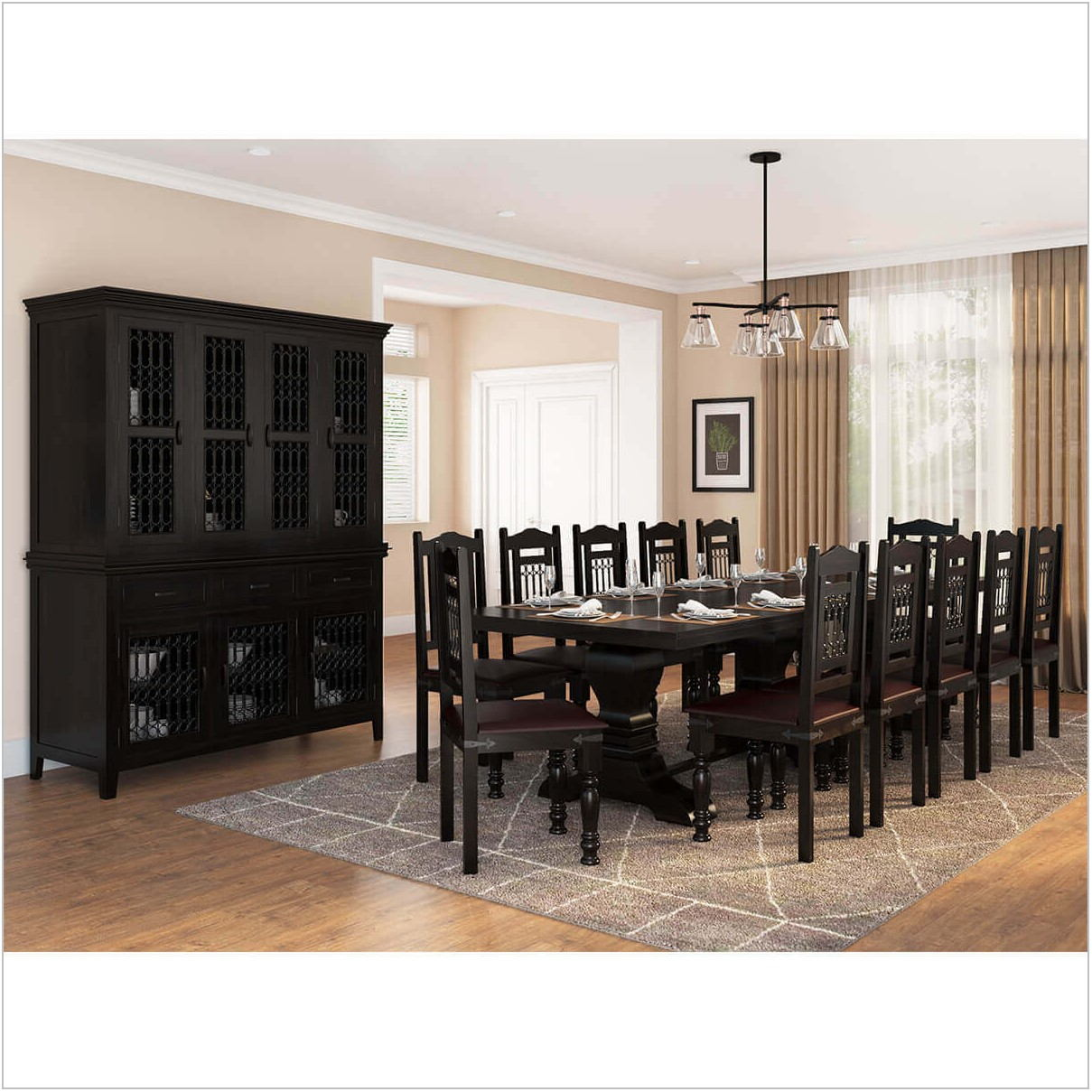 14 Piece Dining Room Set