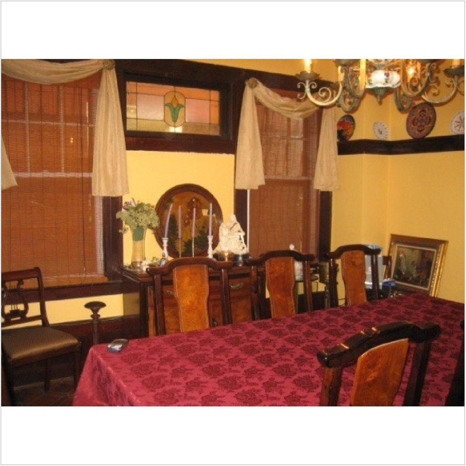 15 Piece Dining Room Set