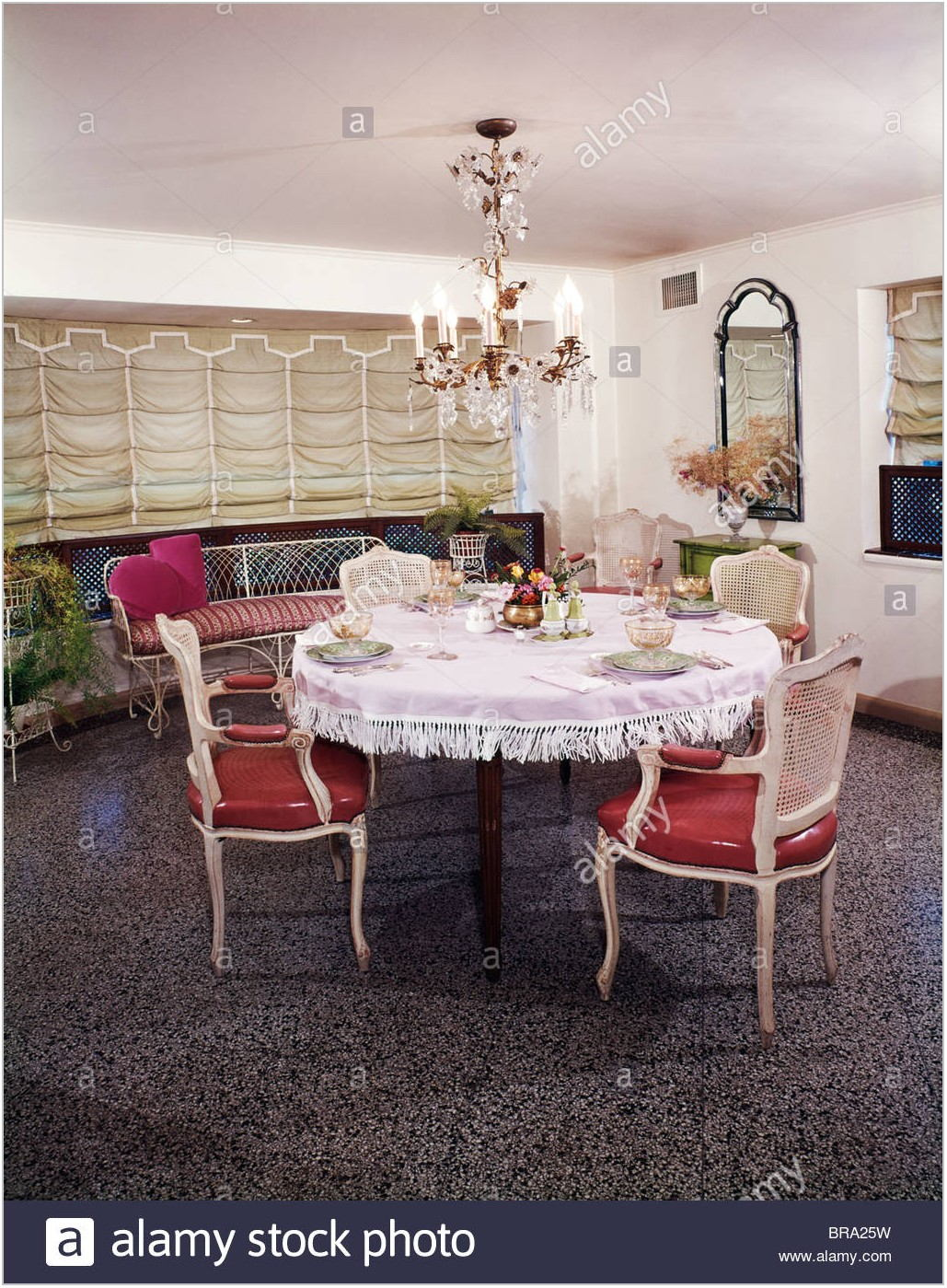 1960s Dining Room Table