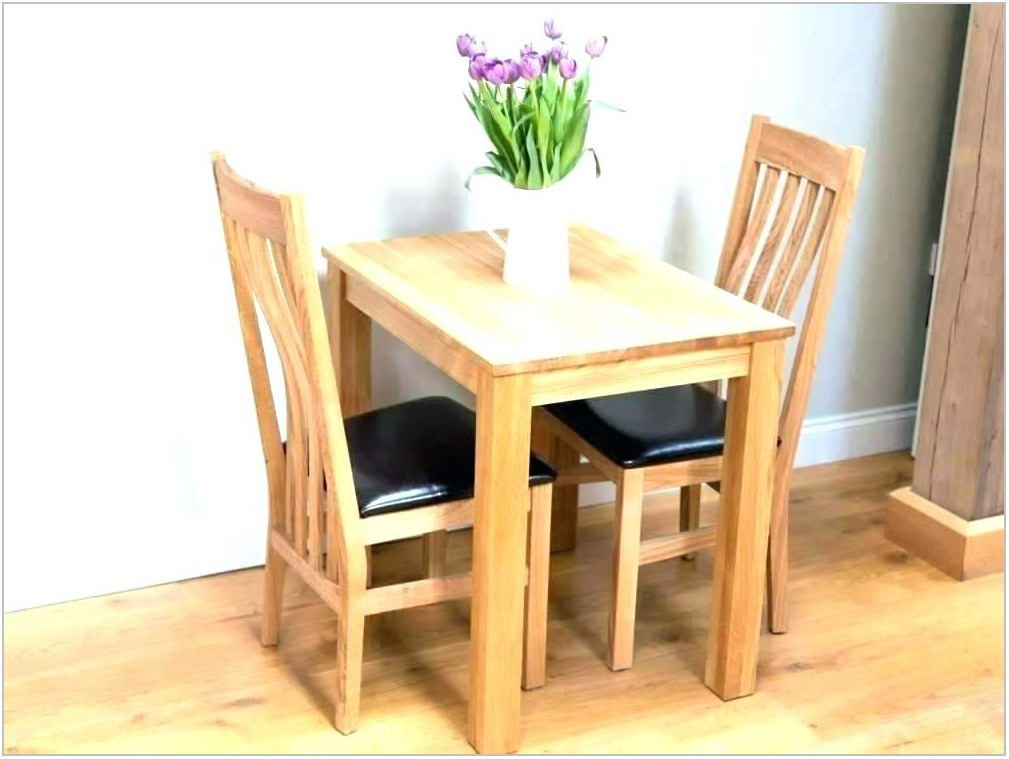 2 Person Dining Room Table
