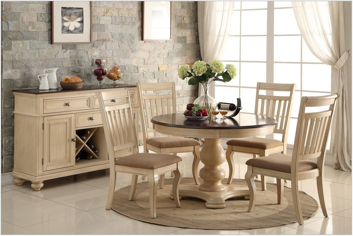 48 Round Dining Room Table