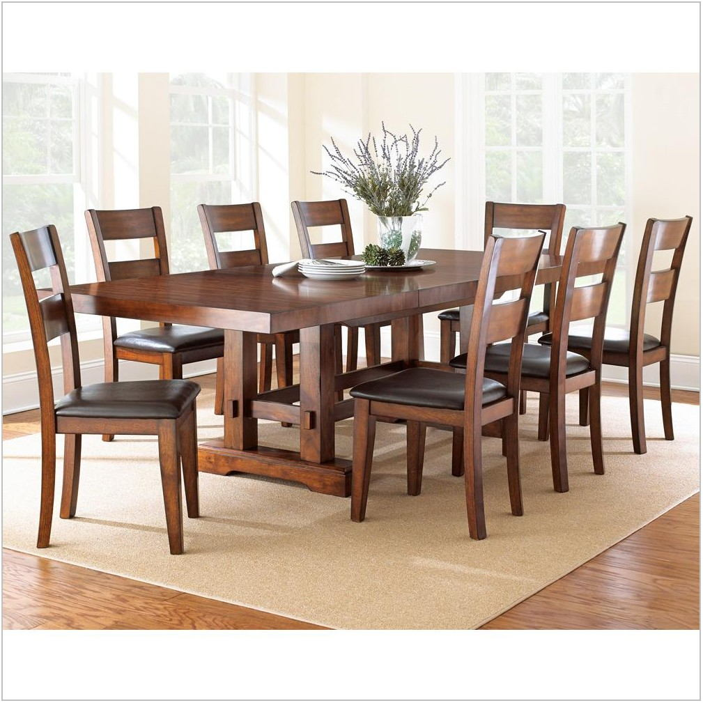 9 Piece Dining Room Set