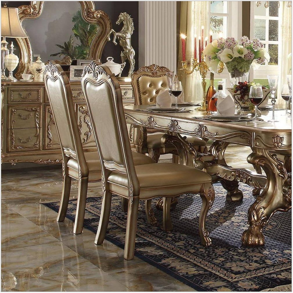 Acme Dresden Dining Room Set