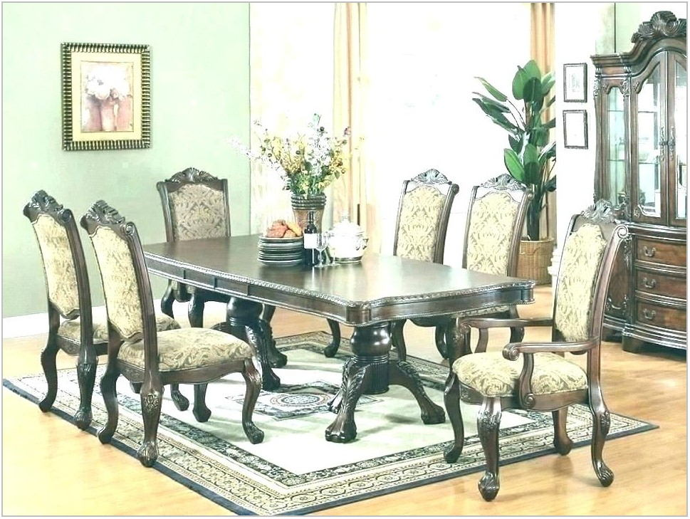 All Wood Dining Room Tables