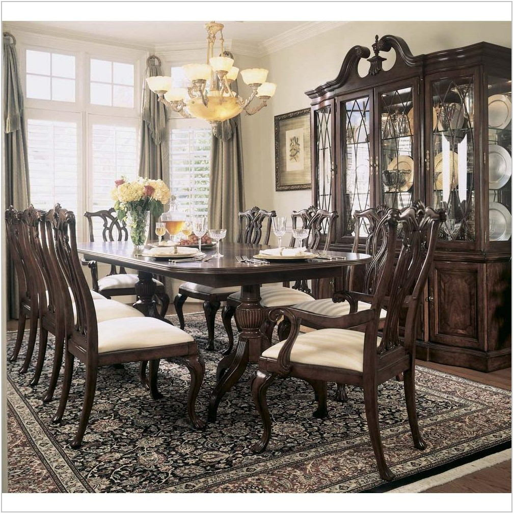 American Drew Dining Room